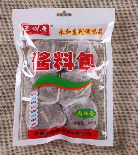 酱肉料125克